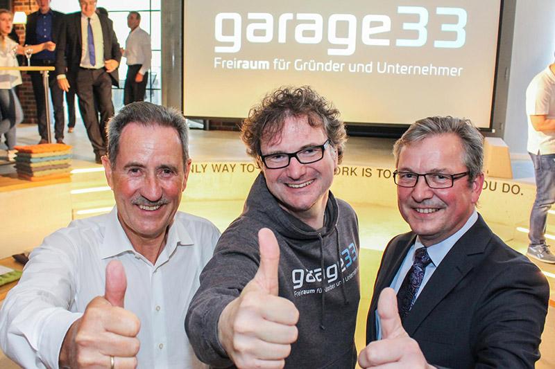 Paderborn überzeugt – garage33