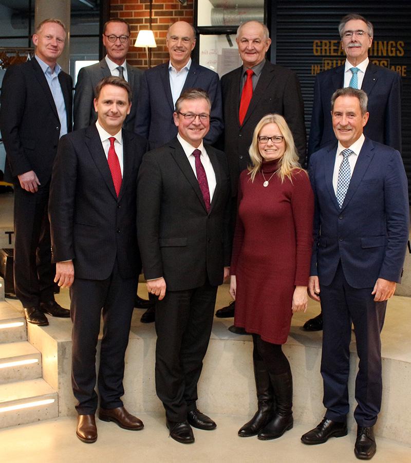 Paderborn überzeugt-Vorstand