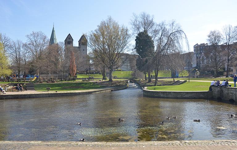 Quellgebiet Paderborn